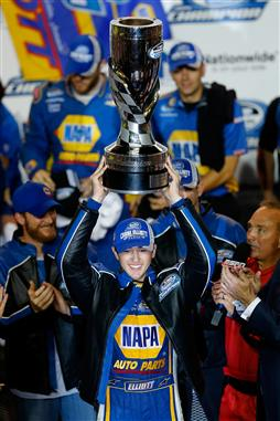 (Credit: Chris Trotman/NASCAR via Getty Images)